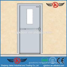 JK-F9005 Glass Fireproof Door Fire Rated Resistant Door