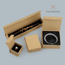 Latest designed custom logo printed jewelry boxes