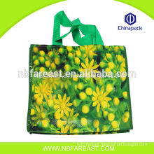 China products custom pp non woven shopping bag