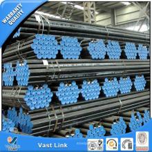 Tubo de carbono sem costura ASTM A106 Asme SA106