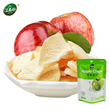 Dried Apple chips/Apple crisp slice 10g