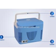 HF-1000 DC mini refrigerador para el coche mini refrigerador portátil del coche mini refrigerador del coche mini refrigerador
