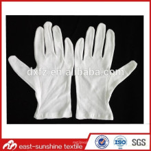 Gant coton personnalisé pour le nettoyage, gant en coton doux pour le nettoyage
