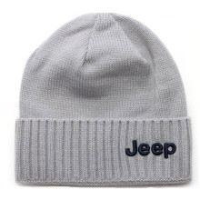 Neue Coming Jeep 3D Stickerei Knitted Hat