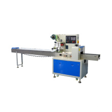 Pillow shrink packaging machine for biscuit
