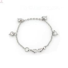 Top selling charm bracelet jewelry, silver charms bracelet jewelry