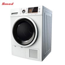 Máquina portátil elétrica do secador de roupa do condensador 7kg