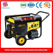Тип SP бензин Genertors Sp8800e2 для дома & открытый генератор