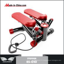 Accueil utilisant Mini Twist Stepper avec des bandes de résistance (ES-010)