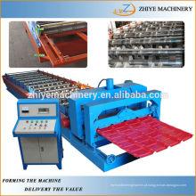 Máquina de fabricação de rolos de azulejo ZY-Glazed Fabricante