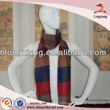 2014 Plaid 100% Seide Twill Silk Schal