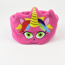 Cute funny kids sleeping mask headphone for gifts