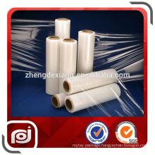 China New Convenient Hdpe Ldpe Pet Plastic Film Rolls Scrap