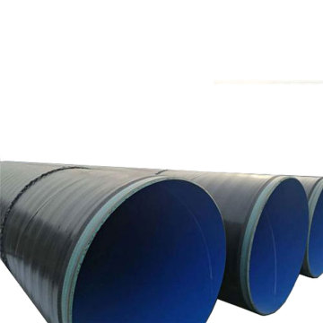 TPEP Anticorrosive Round Steel Pipe