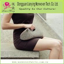 DIY Cool Lady Wool Felt Bag