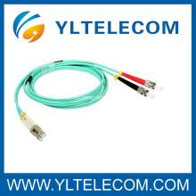 ЛНР в Санкт-10г Многомодовому кабелю заплаты оптического волокна om3 для сетевых коммуникаций