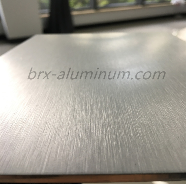 Anodized customized aluminum sheet