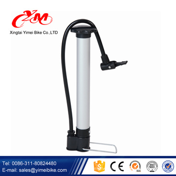 2017 yimei back trails bike pump Multi purpose, easy to carry/high volume bike pump