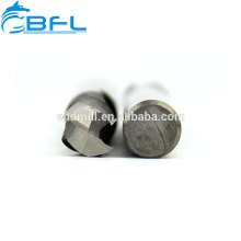 BFL 2 Flute End Mill Carbide Two Flute Spiral Router Bit For Woodcutting