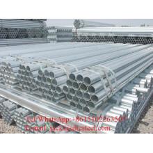 ASTM A53 Grade B Round Pre-Galvanized Steel Pipe