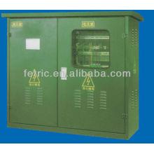 12KV/24kv series Three-phase pad-mounted compartmental type transformer