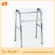 Walker de gens vieux aluminium handicapés déambulateur