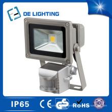 Certificate Quality 10W LED Flood Light with Sensor