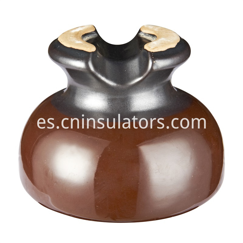 55-3 porcelain pin insulator -