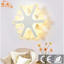 European Fancy Acrylic 15 Watt Lighting Wall Lamp