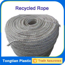 3 Strands Twisted PP Recycled Rope