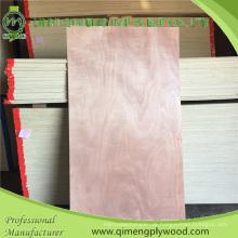 2,2 mm 2,7 mm 3,2 mm Okoume Tür Haut Sperrholz mit jeder Größe