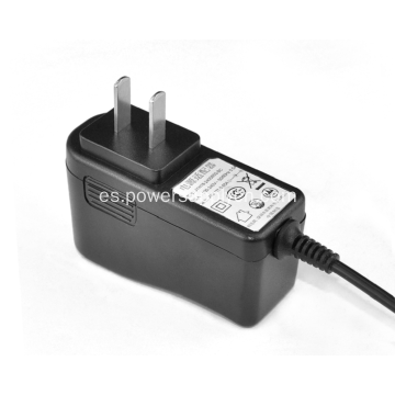 Adaptador de corriente AC DC para enchufe de pared