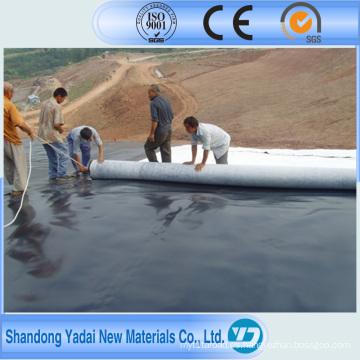 Liner de geomembrana HDPE de 0,3 mm para construir piscina