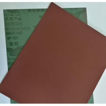 Red Waterproof C-Wt Craft Paper  FM35