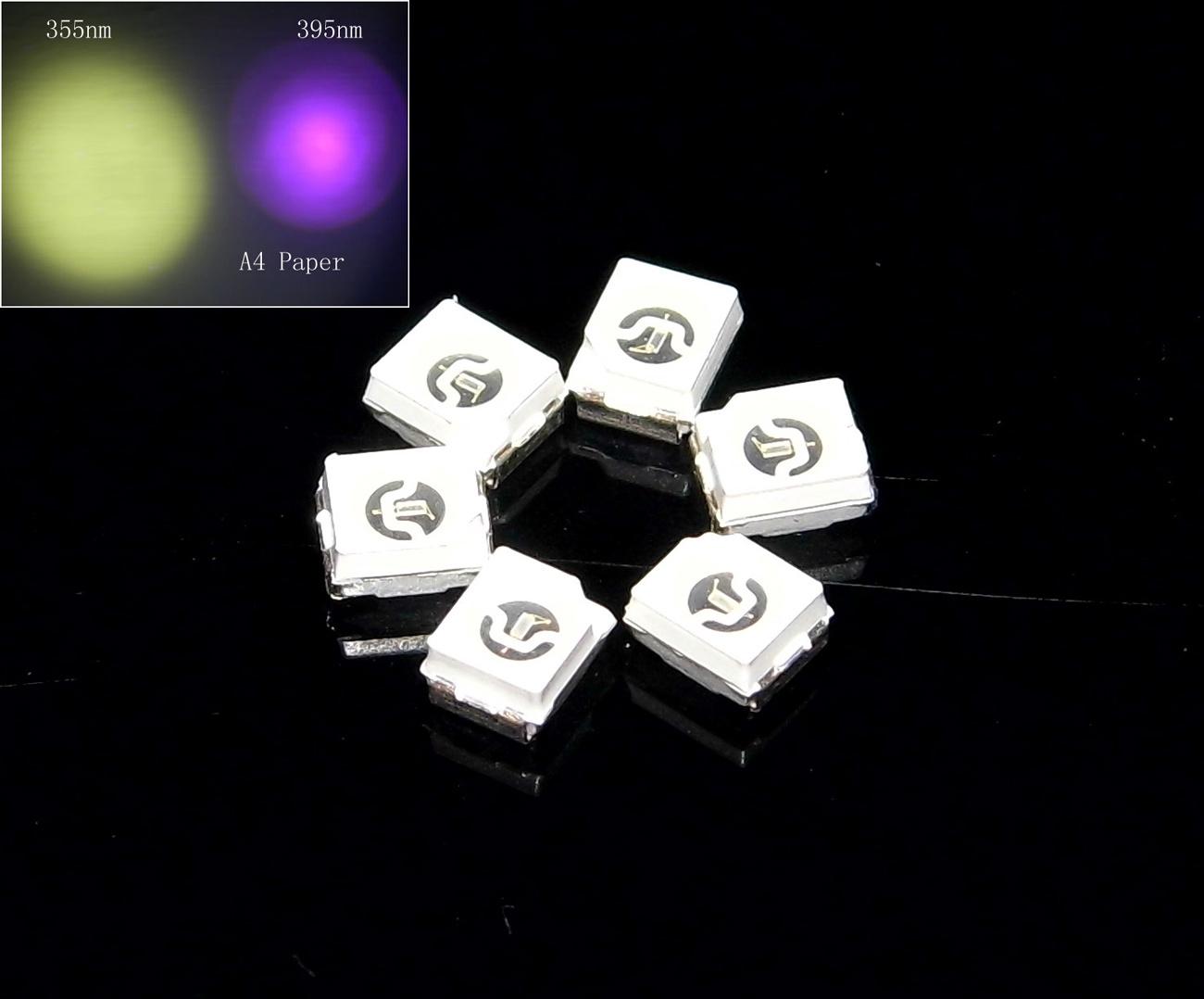 355nm UV LED