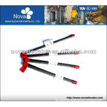 8*25Fi+Fc Elevator Steel Wire Rope