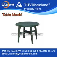 Table ronde en plastique moule Factory