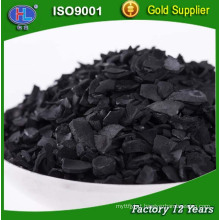 2016 hot sale deep well water purification nut shell activated carbon