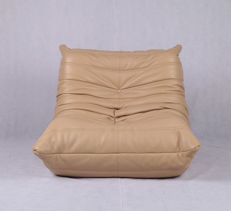 Togo Leather Sofa