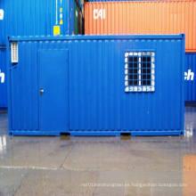 Casa contenedor / Casa contenedor móvil (CH-21)