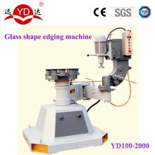 Fabricant faisant la machine de bordure en verre d'érosion