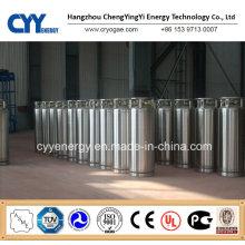 175L industrieller kryogener flüssiger Sauerstoff-Stickstoff-Argon-Dewar-Zylinder