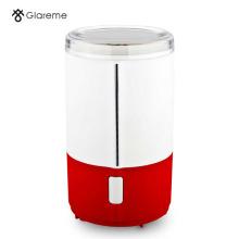 Elektrische Kaffeebohnenmühle Smash Machine mit Rot