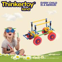 High Quality Custom Car Modle Educational Assemble Toy