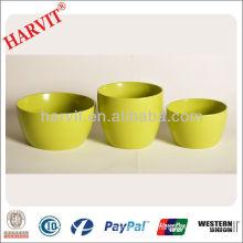 Different Types Flower Pot/Home Decor Pottery Flower pot/Painted Clay Flower Pots