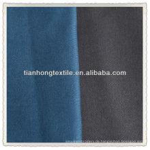 transparente Elasthan und Baumwolle Stoff