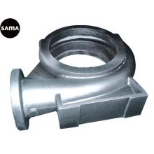 Steel Investment Precision Lost Wax Casting para piezas de bombas
