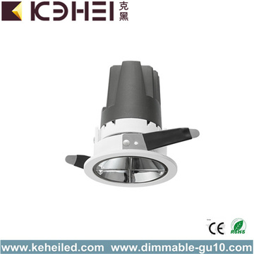 12W COB CREE Chip Wash Light Illuminazione commerciale