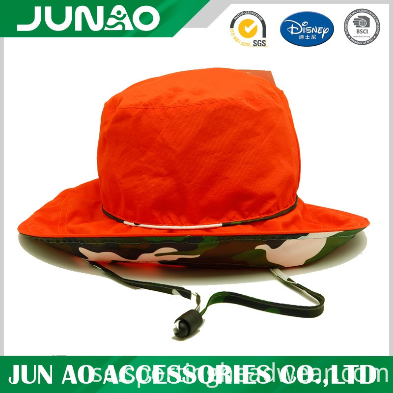 jun ao bucket hat