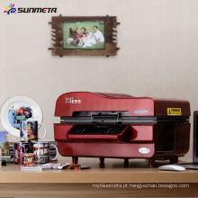 Pequena 3D máquina de vácuo de sublimação máquina impressora máquina de transferência de calor imprensa --- FABRICANTE